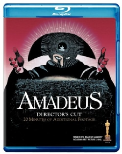 Amadeus: Director's Cut (Blu-ray Disc)