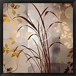 Edward Aparicio 'Gentle Breeze II' Framed Art Print