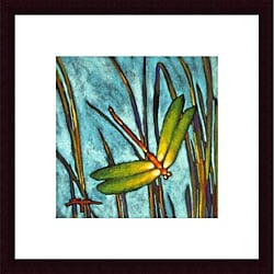 Robert Ichter 'As You Wish' Wood Framed Art Print