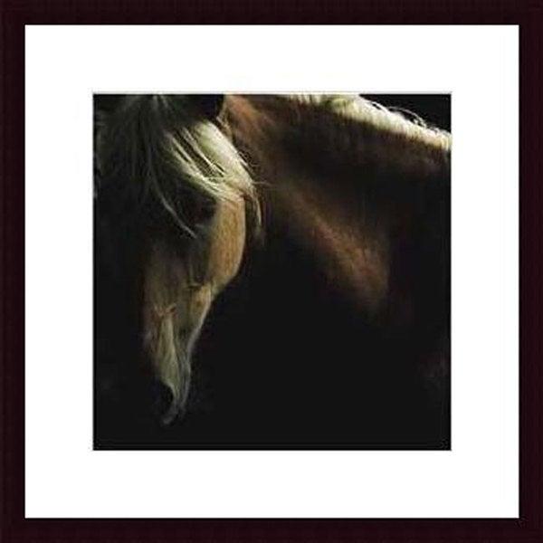 Tony Stromberg 'Spirit Horse' Wood Framed Art Print