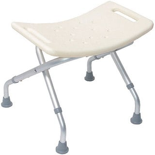 Mabis Folding Backless Shower Seat