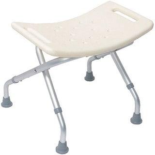 Mabis Folding Backless Shower Seat