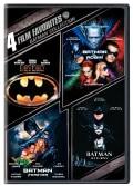 4 Film Favorites: Batman Collection (DVD)