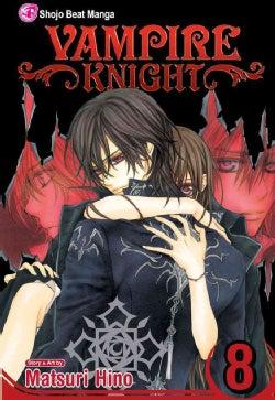 Vampire Knight 8 (Paperback)
