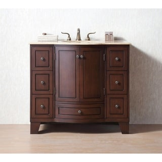Stufurhome 40-inch Grand Cheswick Single Sink Vanity