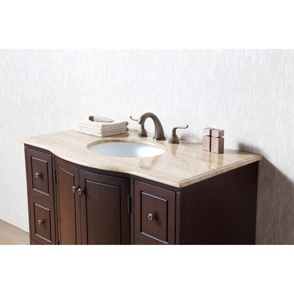 Stufurhome 40 Inch Grand Cheswick Single Sink Bathroom Vanity   Free  Shipping Today   Overstock.com   12129914