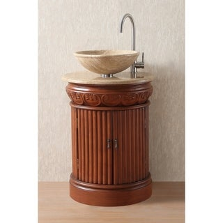 Stufurhome 23-inch 'Edwina' Single Sink Bathroom Vanity