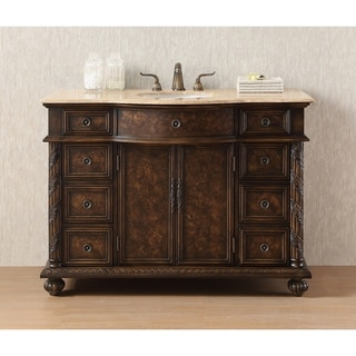 Bathroom Vanities Rustic rustic bathroom vanities & vanity cabinets - shop the best deals