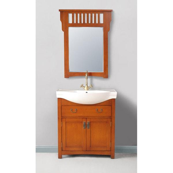 Stufurhome Alexia 32-inch Single Sink Vanity