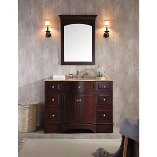 Stufurhome Lotus 48-inch Single Sink Vanity