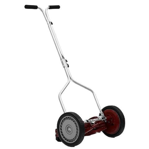 Lawn Mower Economy Reel Mower
