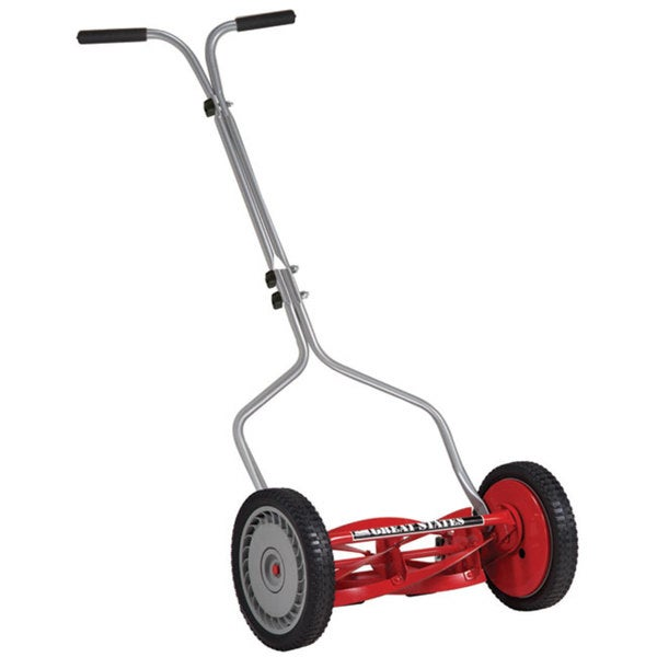 Lawn Mower Economy Reel Mower Free Shipping Today