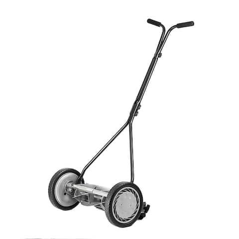 American Lawn Mower 16-inch Full Feature Reel Mower