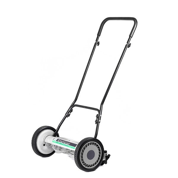 Shop American Lawn Mower 18 Inch Deluxe Light Reel Mower