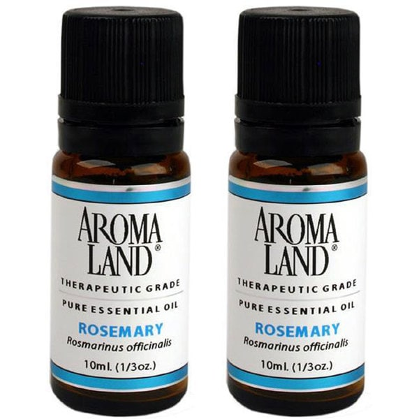 Aromaland Rosemary 10 ml Essential Oils (Pack of 2)