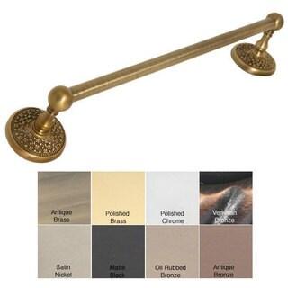 Allied Brass Monte Carlo 30-inch Towel Bar