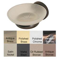 Allied Brass Dottingham Wall-mounted Soap Dish Holder|https://ak1.ostkcdn.com/images/products/4124272/Dottingham-Wall-mounted-Soap-Dish-Holder-P12130596.jpg?impolicy=medium
