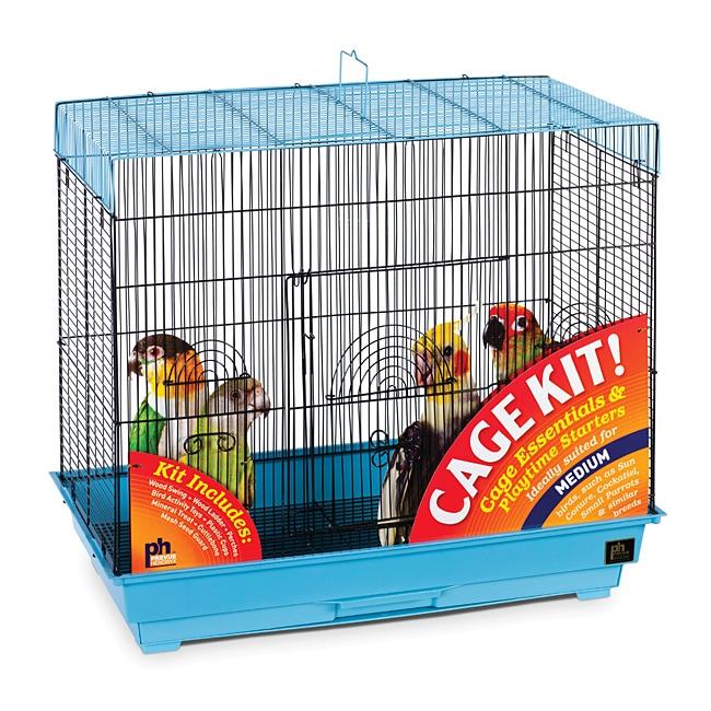 Prevue Pet Products Flight Cage Bird Cage Kit 91340 (Prev...