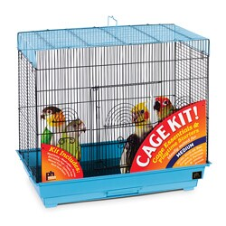 Prevue Pet Products Flight Cage Bird Cage Kit 91340