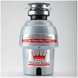 Waste King Legend 9940 3/4 Horsepower Disposer