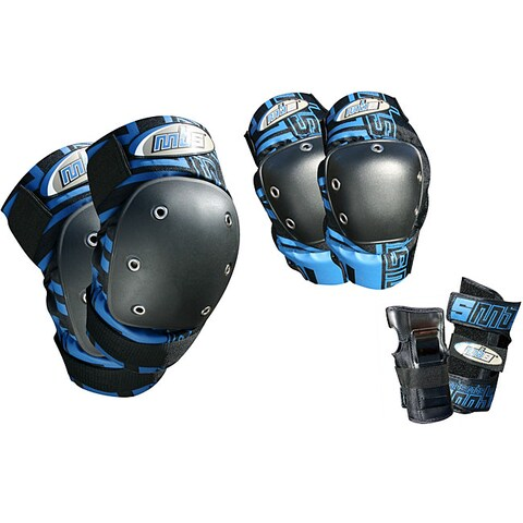 MBS Pro Tri-pack Extra Large Blue Pads