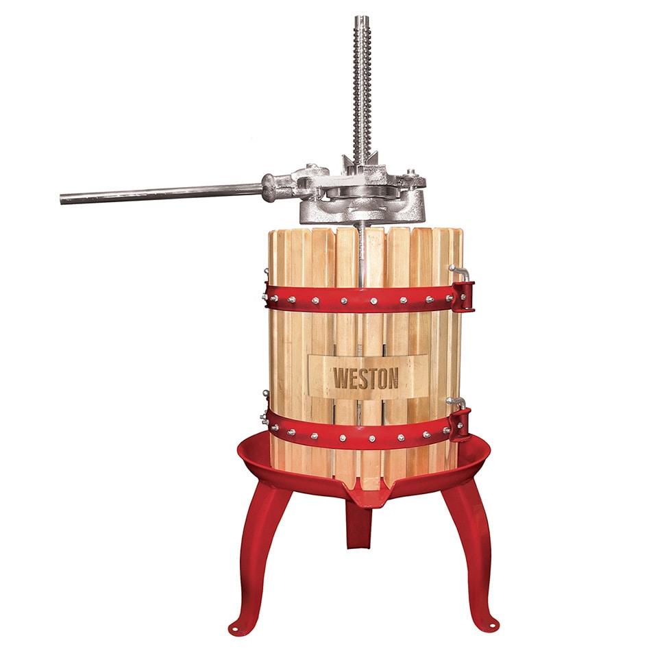 Prago Fruit and Wine (Red) Press (Wood)