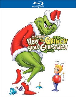 How the Grinch Stole Christmas (Deluxe Edition) (Blu-ray Disc)