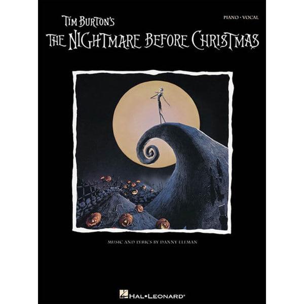 Tim Burton's Nightmare Before Christmas (Paperback)