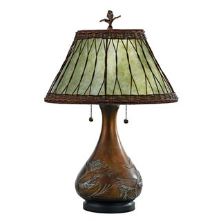 Quoizel Highland Table Lamp - Thumbnail 0