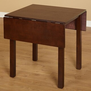Simple Living Austin Drop Leaf Table - Brown