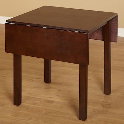 Simple Living Austin Drop Leaf Table - Brown