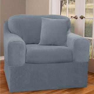 Maytex Collin 2-piece Chair Slipcover