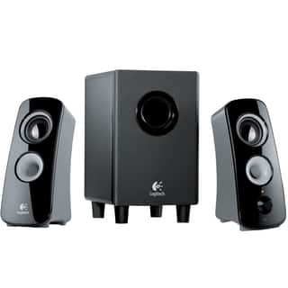Logitech Z323 2.1 Speaker System - 30 W RMS|https://ak1.ostkcdn.com/images/products/4129491/P12134506.jpg?impolicy=medium