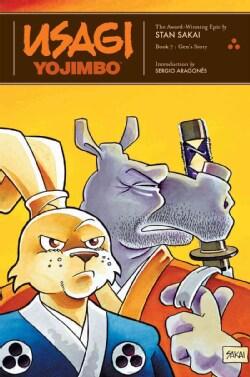 Usagi Yojimbo Book 7 (Paperback)