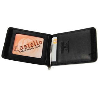 Castello Romano Billfold Money Clip
