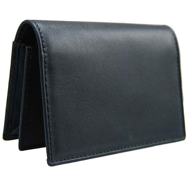 Romano Men's Gusseted Cardholder