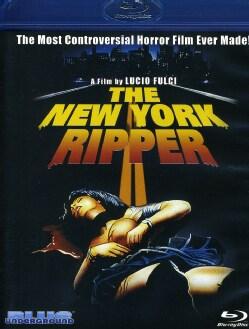 The New York Ripper (Blu-ray Disc)