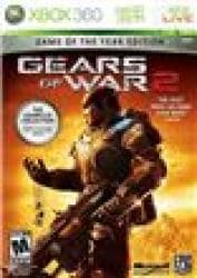 Xbox 360 - Gears of War 2 Gold