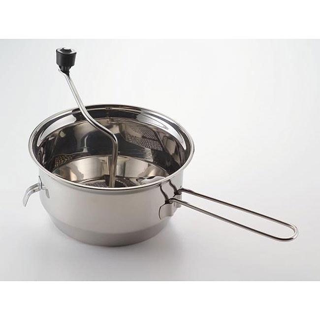 Mirro 50025 3.5-quart Stainless Steel Food Mill