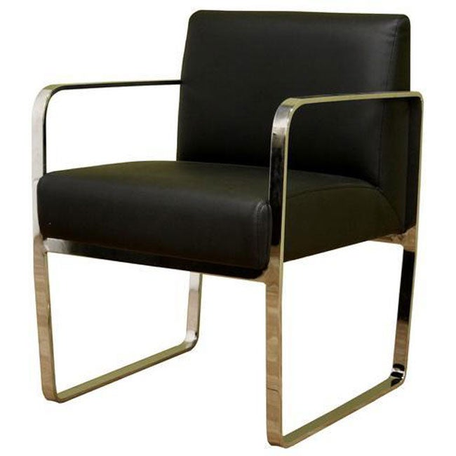 Contemporary Leather Dining Chair Free Shipping Today 121