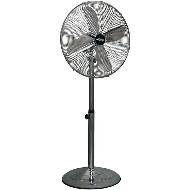 Soleus Air 18-inch Metal Pedestal Fan