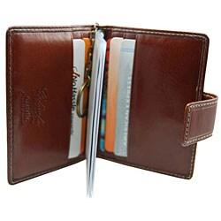 Colombo Snap-closure Keyring Cardholder - Thumbnail 1