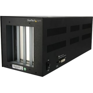 StarTech.com PCI Express to 2 PCI & 2 PCIe Expansion Enclosure System