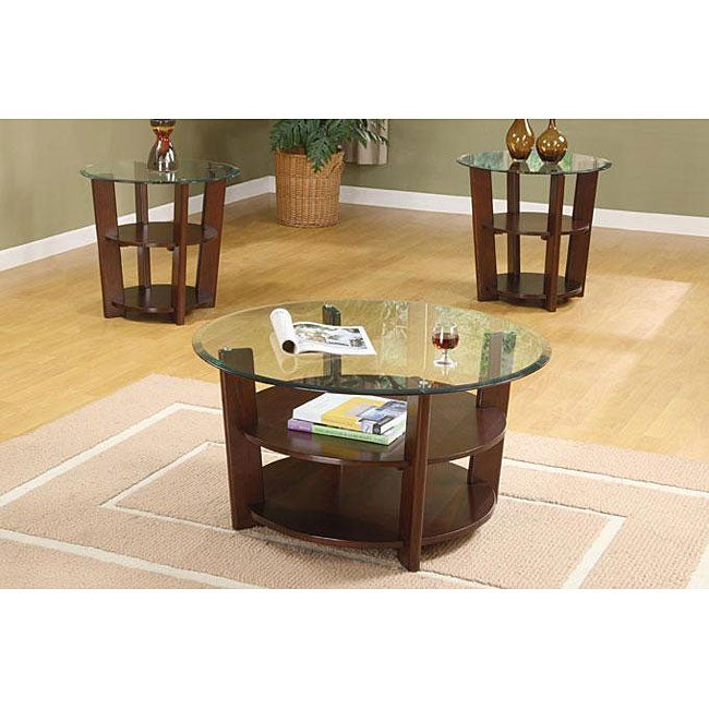 Randall 3piece Coffee Table SetFree Shipping TodayOverstock