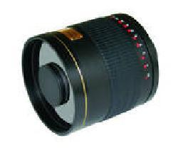 Rokinon Diamond Black 500mm F6.3 Mirror Lens for Olympus