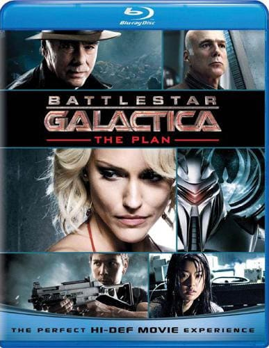 Battlestar Galactica: The Plan (Blu-ray Disc)