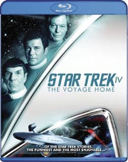 Star Trek IV: The Voyage Home (Blu-ray Disc)