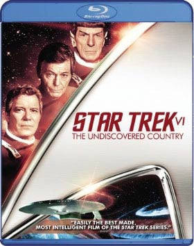 Star Trek VI: The Undiscovered Country (Blu-ray Disc)