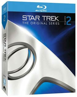 Star Trek: The Original Series: Season Two (Blu-ray Disc)