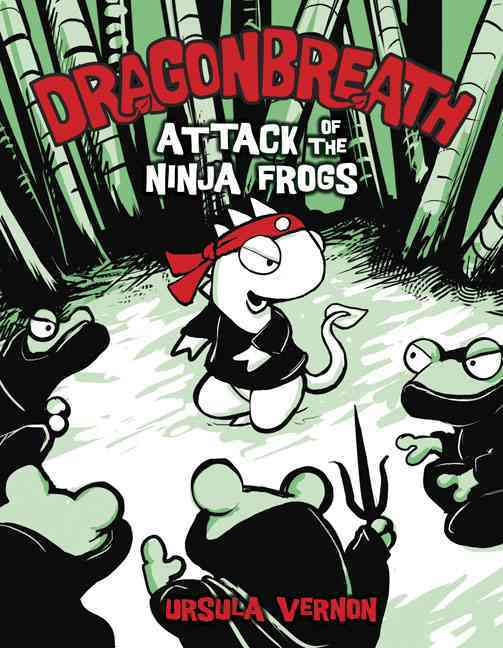 Attack of the Ninja Frogs (Hardcover)